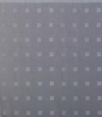 Gardin stof JU grå løbemåler