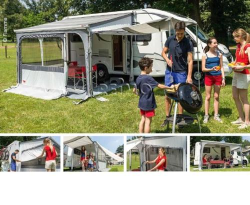 Tenda da sole Fiamma Privacy Ultra Light - Camera Privata Ultra Light 260