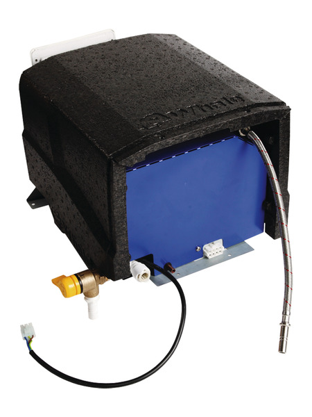 Webasto RapidHeat caldaia a gas/elettrica 12V 8Litri 12V
