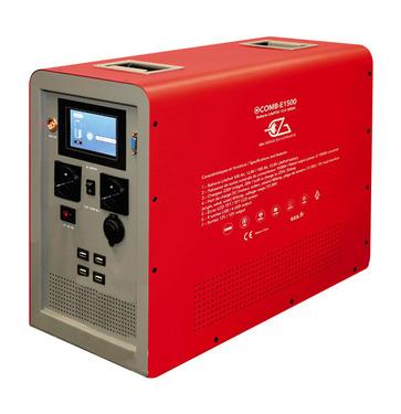 Lithium-Batteriesystem COMB-E1500 100Ah