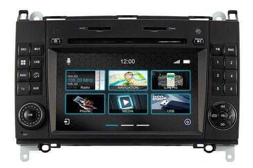 System nawigacji N7-MBA PRO-C dla Mercedes-Benz Sprinter, Vito & amp; Viano