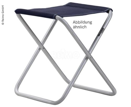 Campingstole Taburet XL, benzinblå