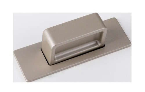 Push Lock - messing ABS, 63x20mm