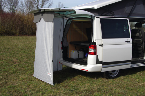 Rear tent INSTANT for VW T5