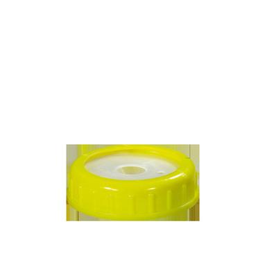 Anneau de verrouillage avec capuchon anti-poussière DIN 96