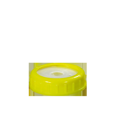 Locking ring with dust cap DIN 96