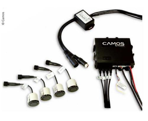 4-Sensor Parking System