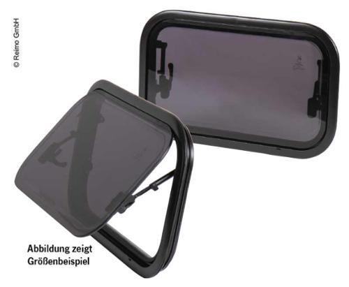 Carbest RW Compact Top Hung Window with acrylic glazing 700x400