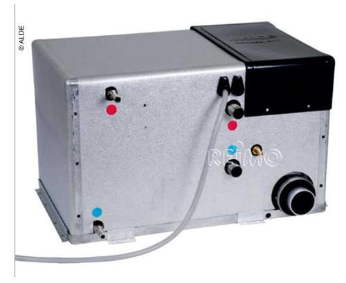 Alde Warmwasser-Heizung Compact 3020 3kW