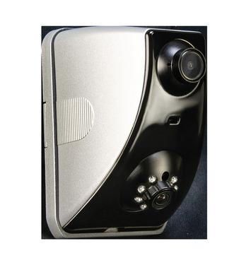 Dual sensor omvendt kamera til campingvogne