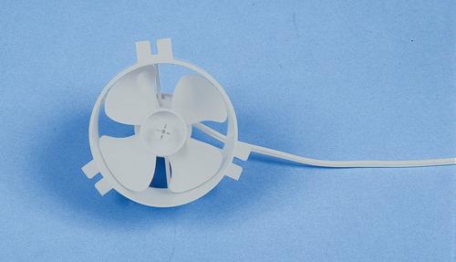 Ventilator 12V rond met proximiteitsonderdrukking