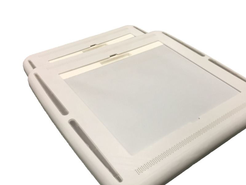 MaxxFan Replacement Hood for Skylight, 40x40 cm, white