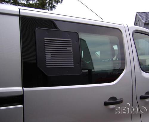 Lüftungsgitter f.Schiebefenster rechts Ren.Trafic+Opel Vivaro ab 2014