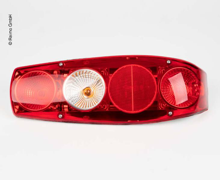 Taillight left for motorcycle carrier Scout 46679