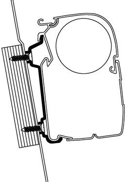 Adapter Ford Hochd.Serie5