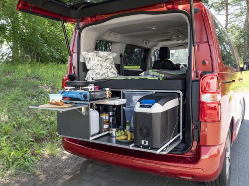 CampingBox M - løst køkken til din personbil