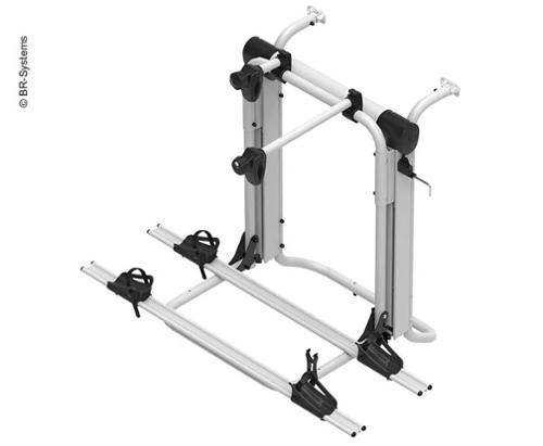 Bicycle rack E-Bike Lift Short for 2 E-Bikes or 3 bicycles up to 60kg