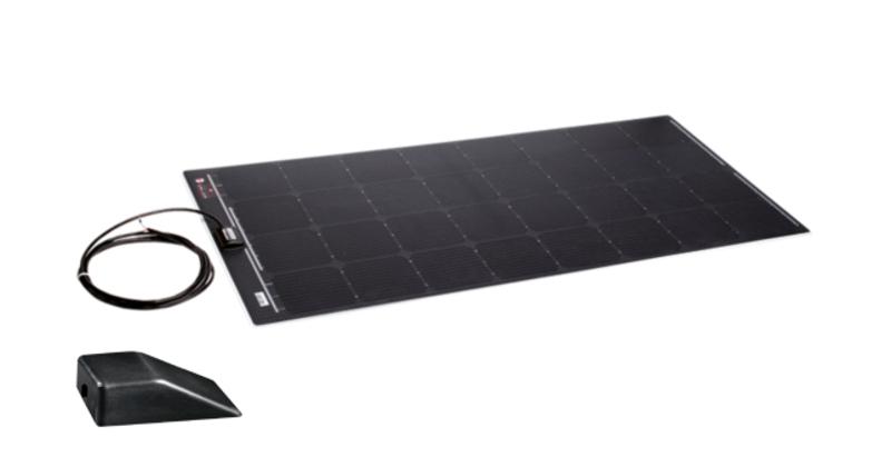 Solarmodul 12V Flat-Light SM-FL 140, 140W