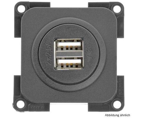 USB-DoppelladesteckdoseSB