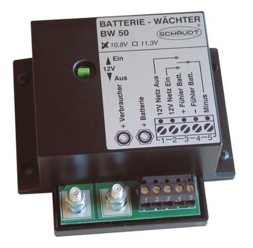 Monitor de batería BW 50
