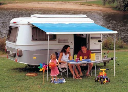 Tenda da sole Thule Omnistor 2000 Caravan/Van Awning