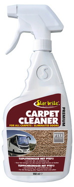 Carpet cleaner with PTEF 650ml