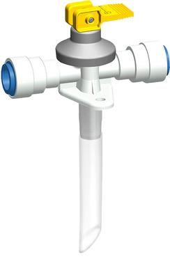 Safety valve JG 12mm2,8