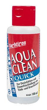 Aqua Clean AC1000 quick, 100ml sans chlore