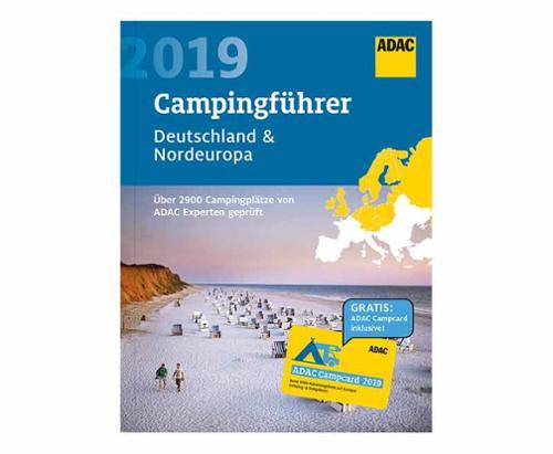 ADAC-Campingführer 2019 Deutschland + Nordeuropa