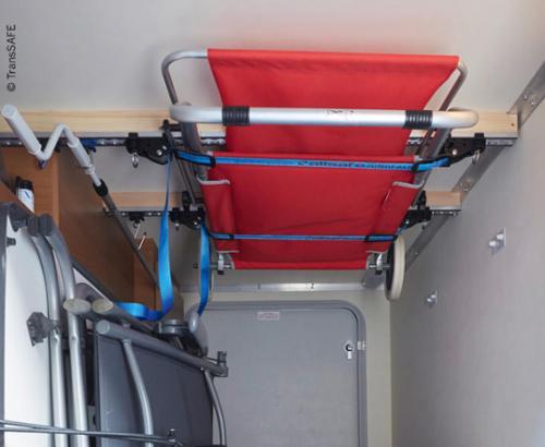 TransSAFE Trägersystem für Heckgaragendecke, 1030 mm
