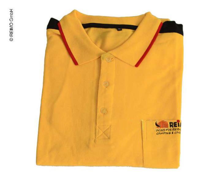 Reimo Polo-Shirt yellow