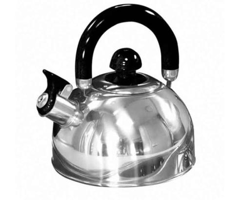 Contessa flute kettle stainless steel 2,5 litres