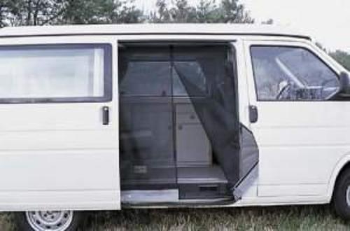Mosquito net VW T4