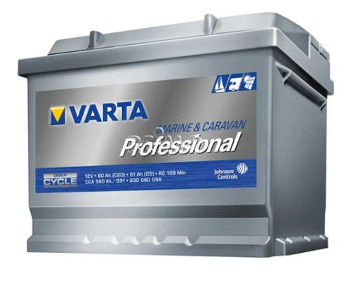 Varta Professional Deep Cycle Blei-/Säure-Batterien
