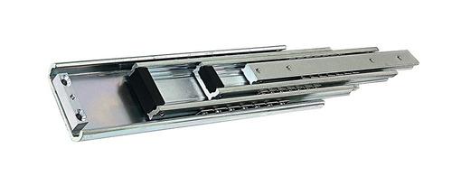 Fuld forlængelse 700 mm til maks. 200 kg, 1 stk. Stål, forlænges til 1050 mm