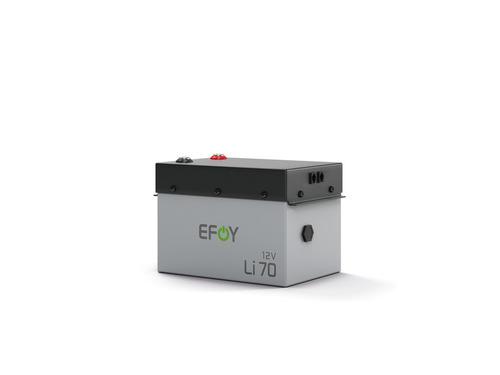 EFOY Lithium Batterien, Typ Li 70-12V