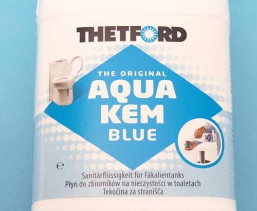 Aqua Kem Blue 30L Kaniste