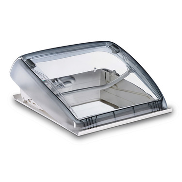 Mini Heki, Dometic 40x40 cm for roof thickness 25-42 mm, forced ventilation