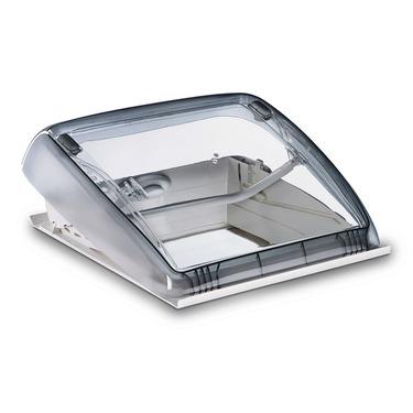 Mini Heki Style 40x40 Dachfenster für Dachstärke 25 - 42 mm mit Zwangsentlüftung