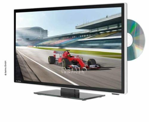 "TV LED 24"" con connettore HD/SAT/DVD/DVD/USB"