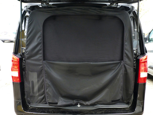 mosquito net for VW T5/6 tailgate with blackout