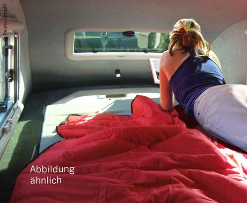 VW T6, VW T5 high top bed Ergoline, SWB