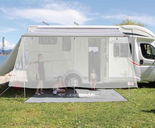 Sunview XL 500 frontpanel til F45, F65 og Caravanstore