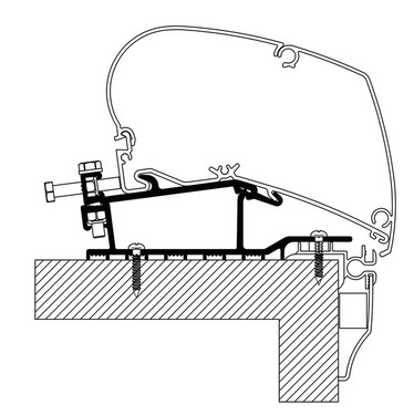 Roof Adapter Hobby Car.09