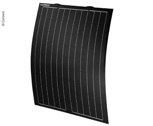 Pannello solare flessibile 100W, 970x670x3,5, cavo 0,9m, TPT+fibra di vetro