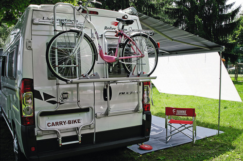 Bicycle carrier Carry Bike 200 DJ from 6/06-2016
