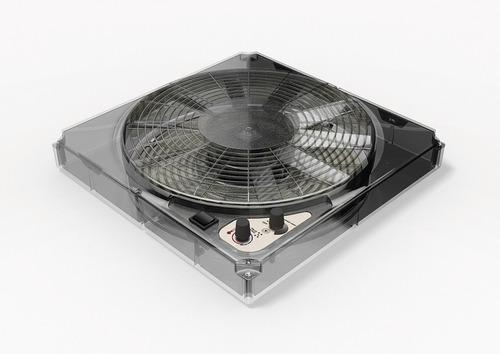 Kit Turbo Vent F mit Thermostat