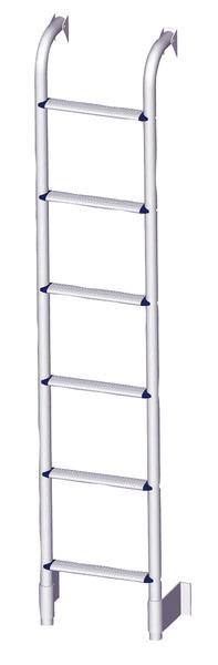 6-stufige Leiter