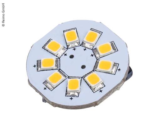 Flachplatine LED, warmweiß