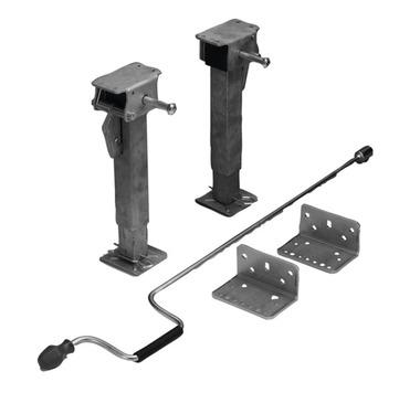 Universal crank support 290.490 mm 1, pair